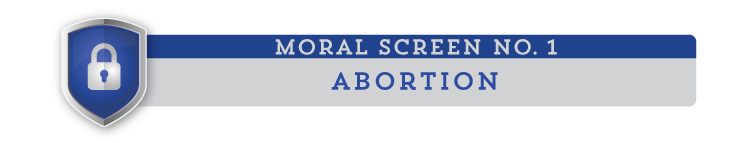 moral screen 1: Abortion