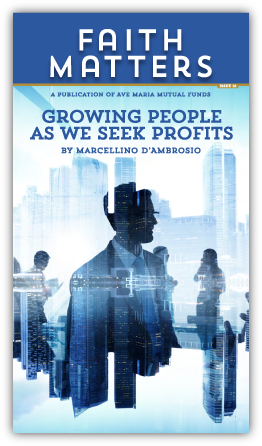 FaithMatters no16 - Growing People
