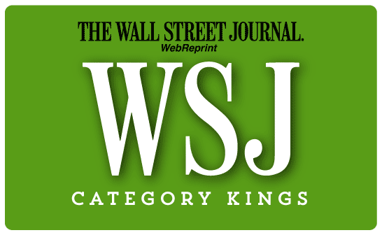 Wall Street Journal Category Kings