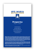 Ave Maria Mutual Funds Prospectus